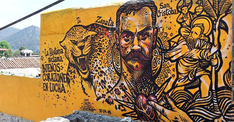 San Christobal - Zwei Monate Mexiko - Backpacking Reiseroute