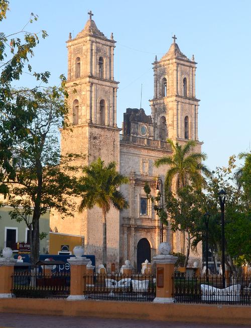 valladolid 739494 1280 - Zwei Monate Mexiko - Meine Reiseroute