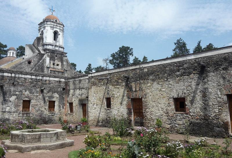Ex Convento MXDF - Zwei Monate Mexiko - Meine Reiseroute