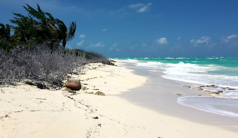 Isla Blanca - Zwei Monate Mexiko - Backpacking Reiseroute
