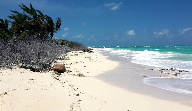 Geheimtipp Isla Blanca in Mexiko