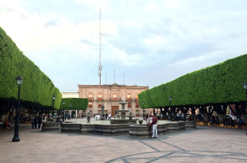 Qro Zentrum blog - Querétaro - Der beste Start in dein Mexiko Abenteuer