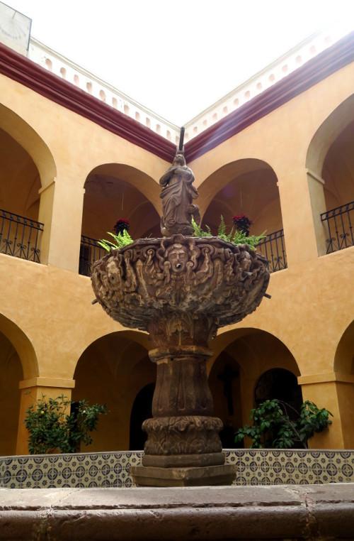 Templo la cruz blog - Querétaro - Der beste Start in dein Mexiko Abenteuer