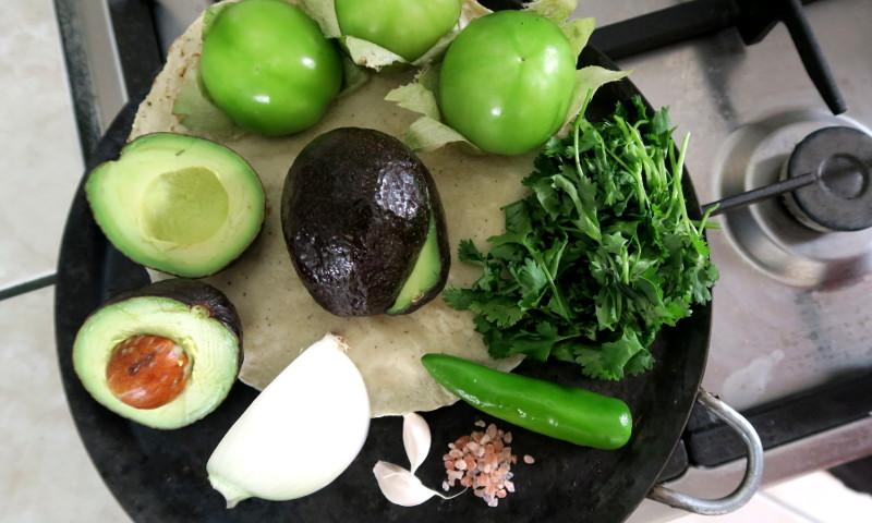 """Guacamole incrediants - Rezept Guacamole """"Chilango"""" Style"""
