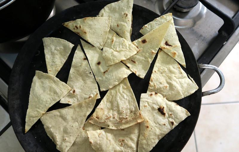 "Totopes Comal - Rezept Guacamole ""Chilango"" Style"
