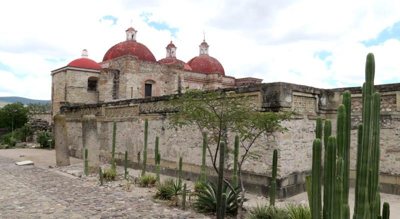 Mitla - Archäologische Stätten rund um Oaxaca City - Meine Top 5