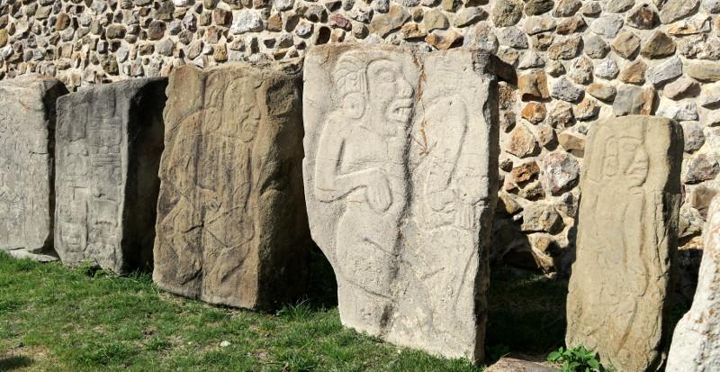 Monte Alban Reliefs - Archäologische Stätten rund um Oaxaca City - Meine Top 5
