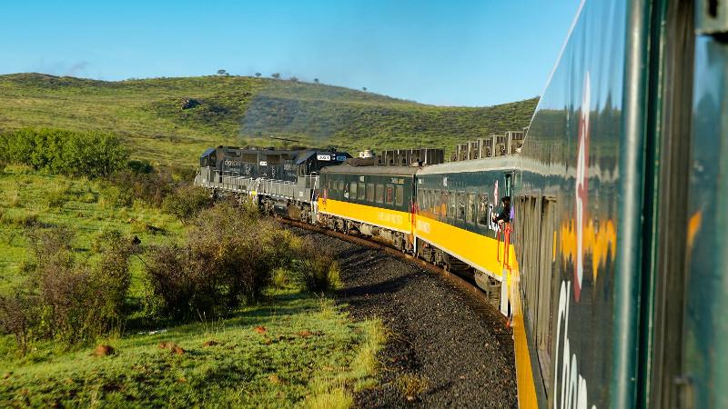 El chepe 1 - Mit dem Zug durch den Kupfer Canyon - Gastbeitrag