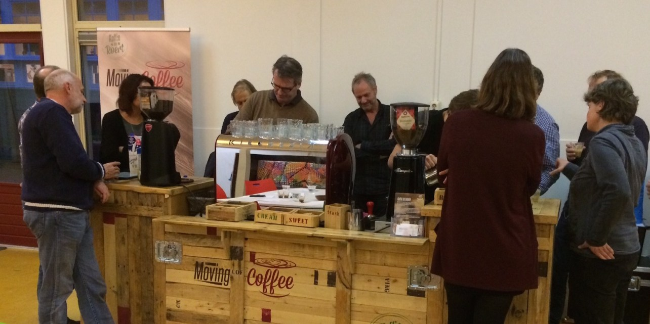 Koffie Workshop Lingecollege
