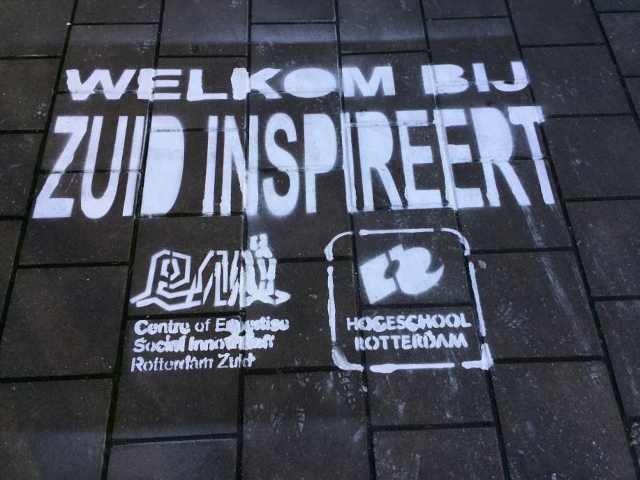 Zuid Inspireert Rotterdam