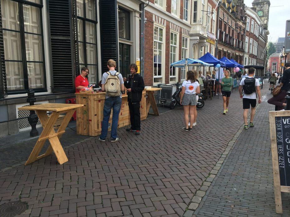 UVSV Uitmarkt Utrecht