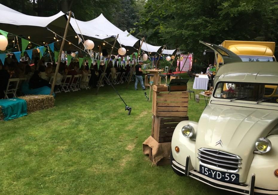 Festival Bruiloft in Putten