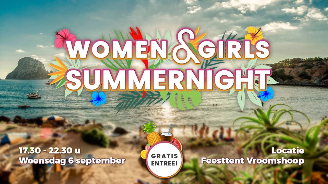 Women en Girls Summernight