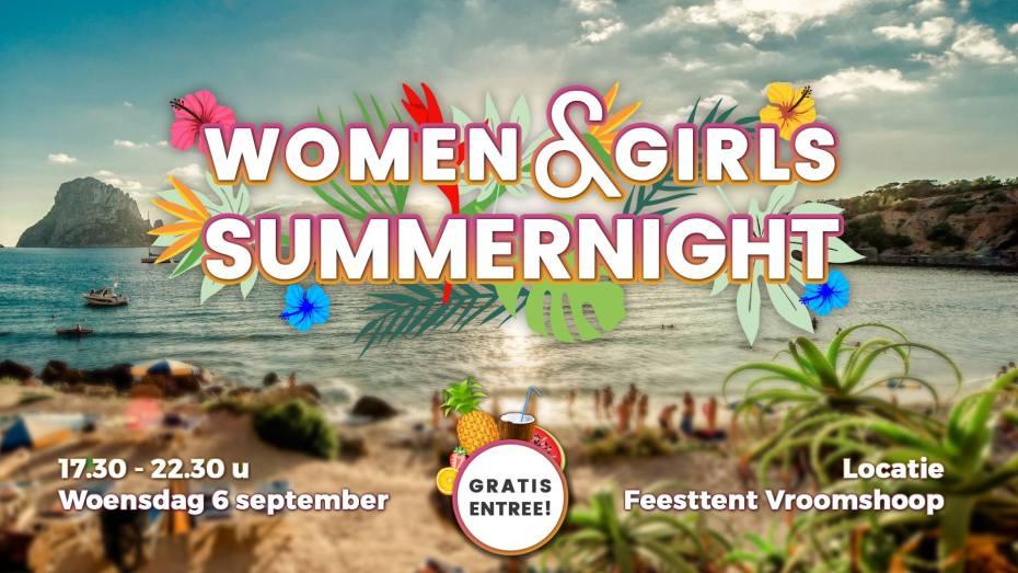 Women en Girls Summernight