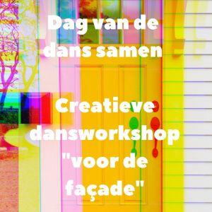 Ticket Creatieve Dansworkshop