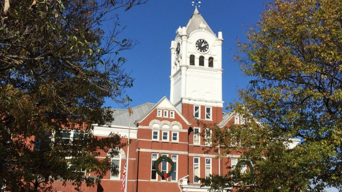Henry County Courthouse