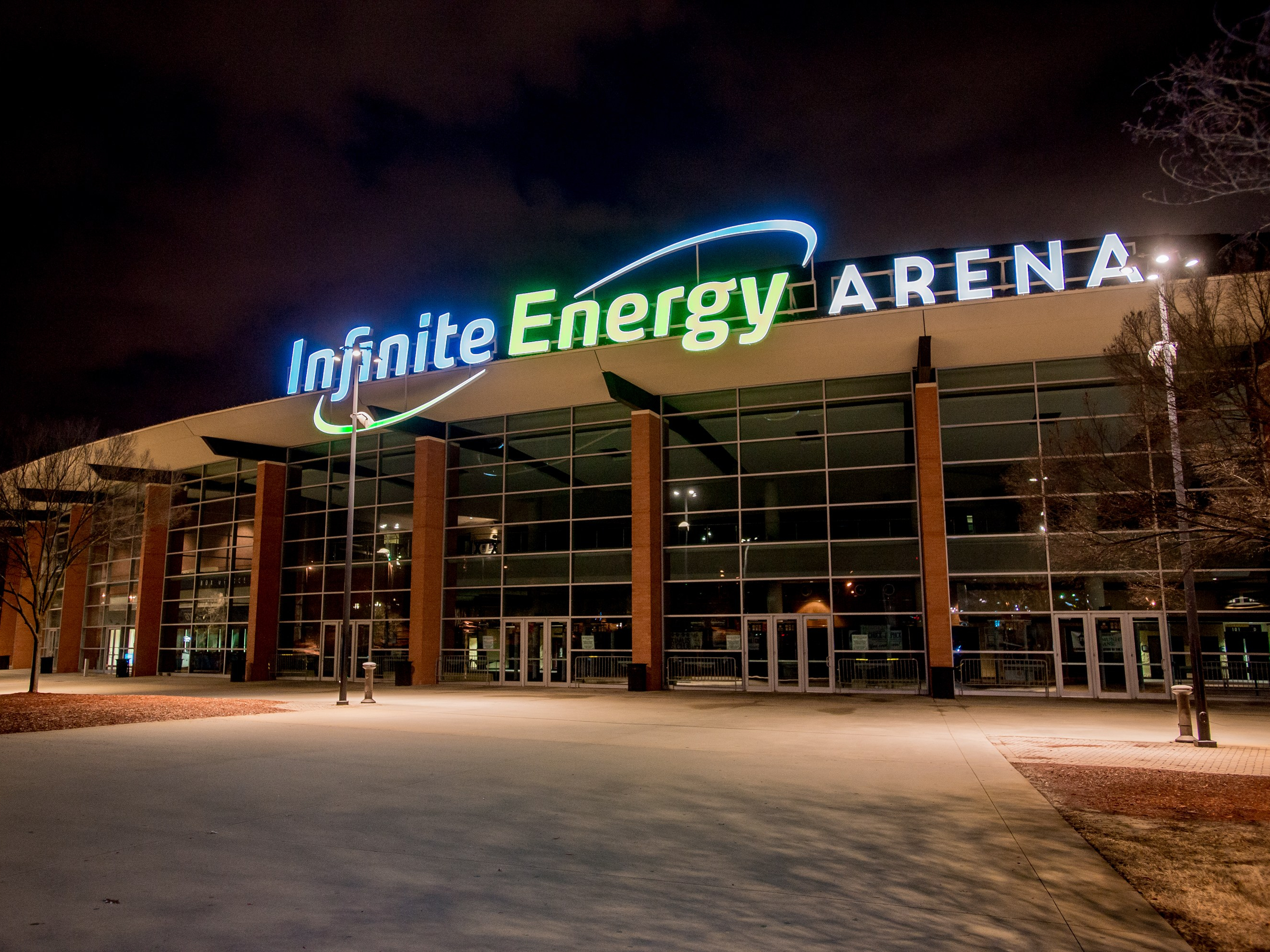 Photo of Infinite Energy Arena (Georgia Swarm photo)
