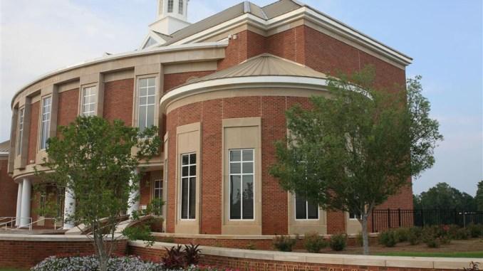 Photo of Stockbridge city hall (city photo)