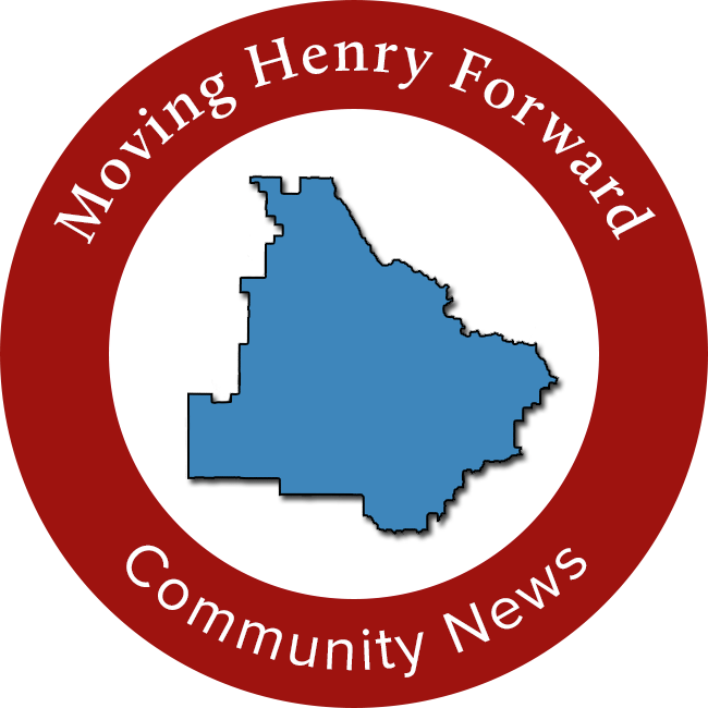Moving Henry Forward logo 2020