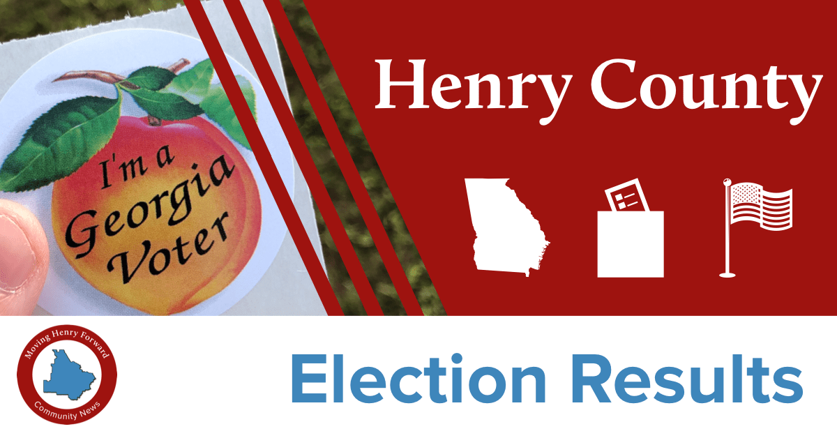 Graphic for Henry County election results (staff photo)