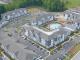 Aerial photo of Crofthouse Fairburn Apartments (McShane Construction Company photo)