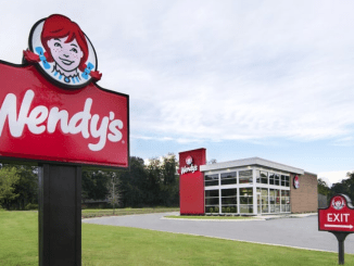 Photo of Wendy's Building Exterior (ID Associates Inc. photo)