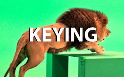 vfxwiki: keying