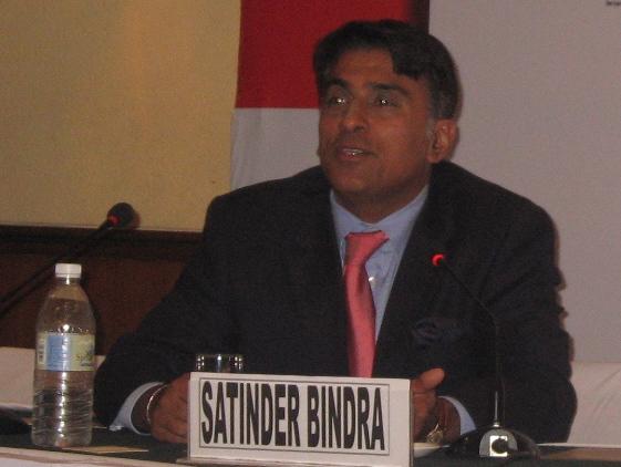 Satinder Bindra