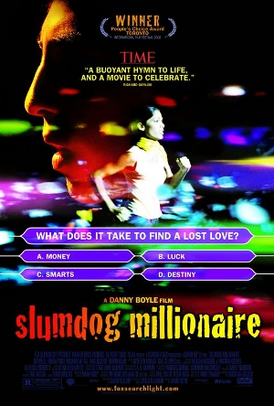 Who wants to be a Slumdog Millionaire?