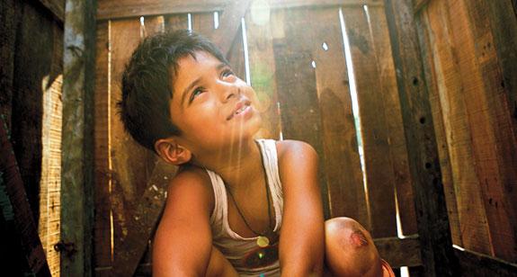 From 'Slumdog Millionaire'