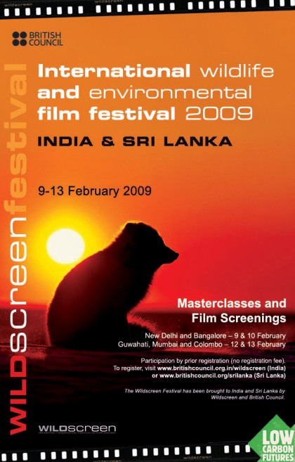 Wildscreen comes to Colombo