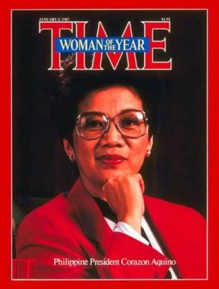 Woman of the Year 1986
