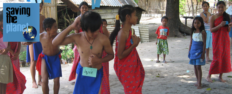 Rising from the Ashes, teh Ayta struggle to keep their traditions alive