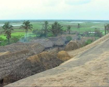 Satabhaya sand dune