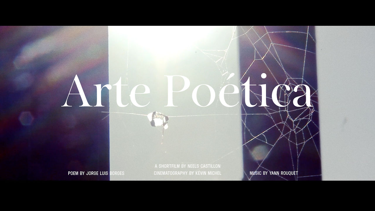 Arte Poética The Art Of Poetry By Jorge Luis Borges Moving Poems
