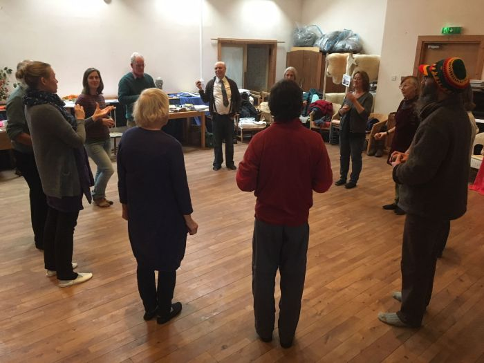 introduction to speech eurythmy part 2
