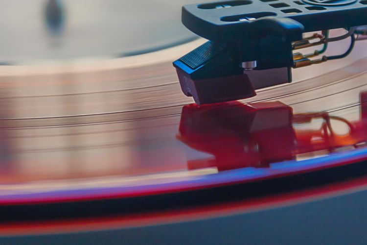 Transfer audio de pe vinyl