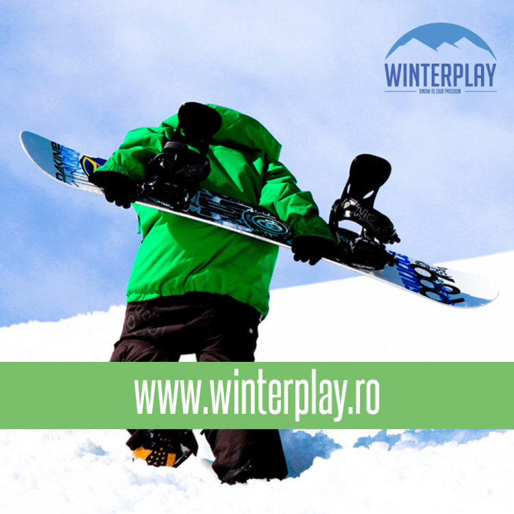 Administrare Website WinterPlay.ro