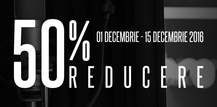 50% Reducere - Moving Records