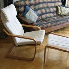 Poang Chairs Beach Dining Chair And Footstool Buy My Stuff