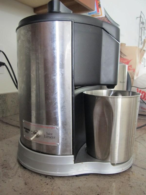 Waring Pro Juice Extractor