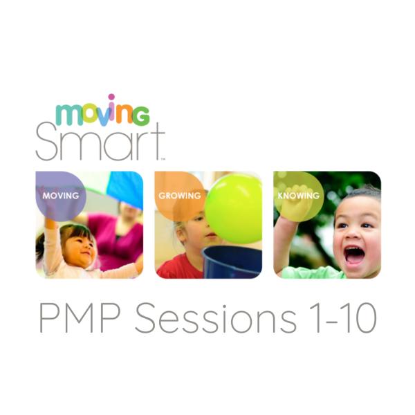 Perceptual Motor Programme sessions 1-10 image