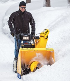 Cub Cadet 3X Snow Thrower