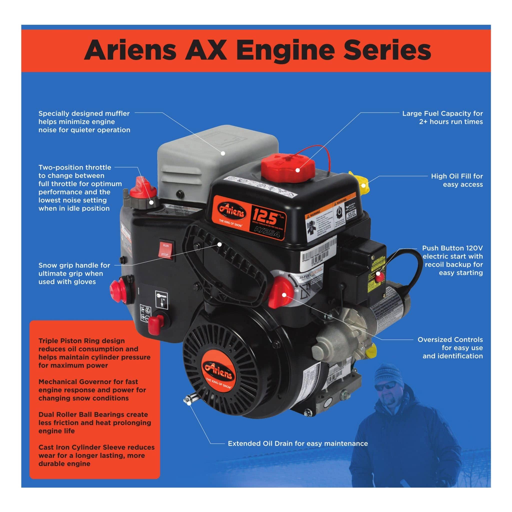 Who Makes Ariens Ax Engines   U2013 Movingsnow Com