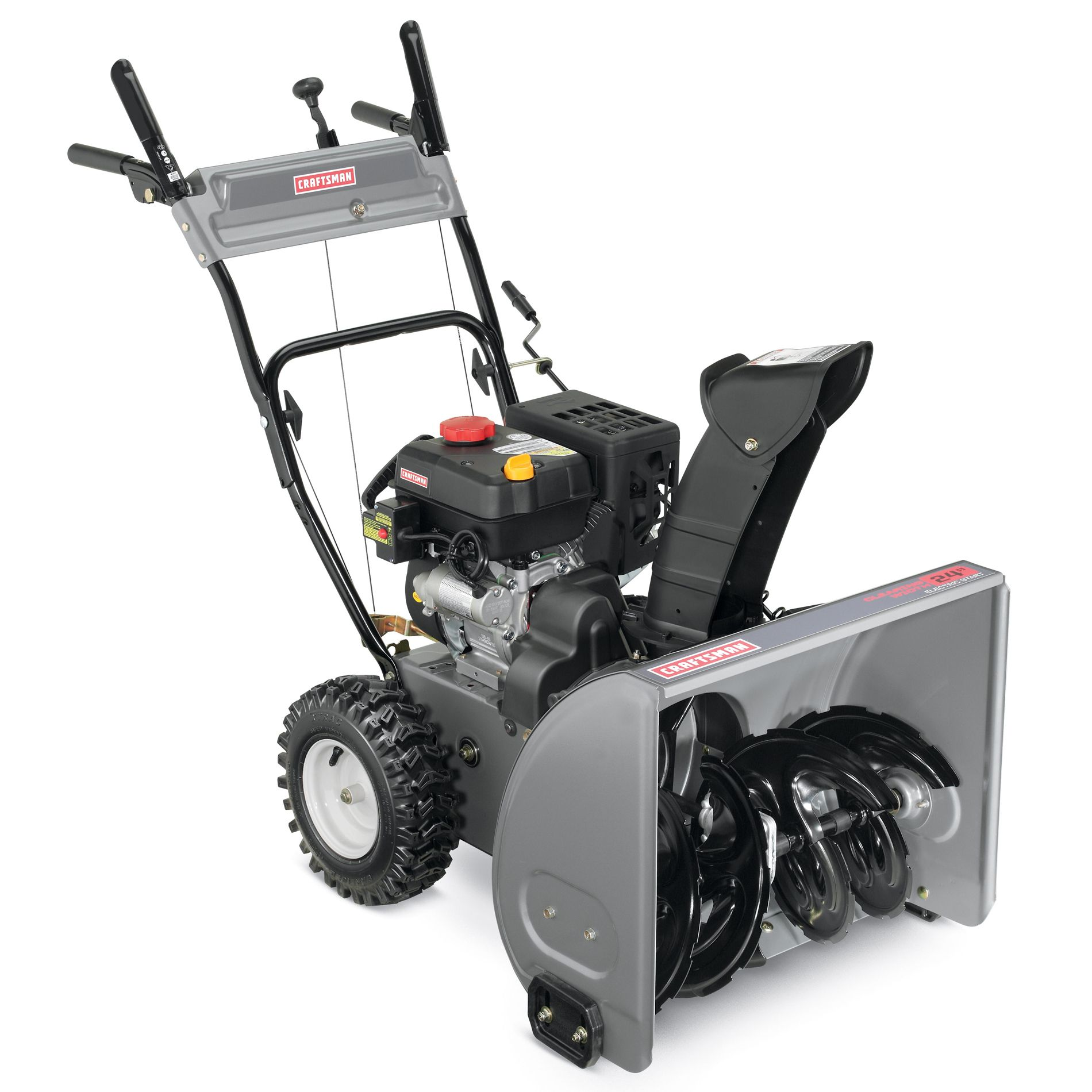 The Best Craftsman Snow Blowers For 2015