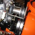 Ariens Dual belt auger drive system