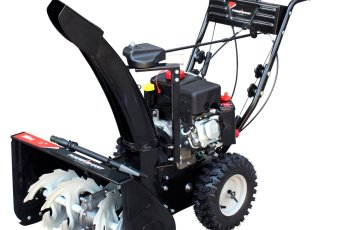 Menards Snow Blowers >> 2014 Craftsman 33 In 357 Cc Model 88397 Review Two-Stage ...
