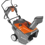 Husqvarna 961830003 208cc Single Stage top