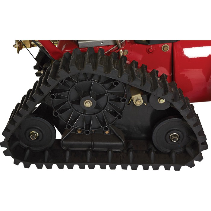 Best Electric Snow Blower >> Troy-Bilt Storm Tracker 2890 Track Review - A Good Snow Blower At A Great Price! - MovingSnow.com