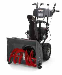 Briggs & Stratton Two Stage - 24 inch - 208cc - Electric Start - Model 1696614